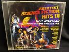 Greatest Science Fiction Hits, Vol. 4 * by Neil Norman (CD, Oct-1998, GNP/Cresc…
