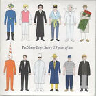 PET SHOP BOYS Story 25 Years Of Hits CD 11 Track In Card Sleeve Design Origina