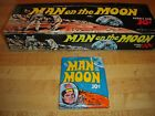 Vintage 70s Topps Man On The Moon Mint Wax Pack Box 24 Packs NASA Space Program