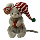 TY Beanie Baby - FLICKER the Mouse (BBOM December 2005) (5.5 inch) - MWMTs