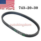743 20 30 Drive Belt For GY6 125 Moped Engine Scooter Motorcycle 743 20 30 New