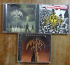 Two Queensryche CDs (Best of, Mindscrime, Promised Land)
