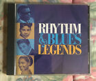 Rhythm and Blues Legends CD Time Life Ray Charles