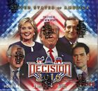 DECISION 2016 TRADING CARDS 6 BOX CASE