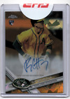 2017 Topps Sapphire Edition Rookie Autographs Orange Amber RYON HEALY  25