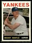 Comprehensive Guide to 1960s Mickey Mantle Cards 114