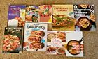 WEIGHT WATCHERS BOOK LOT OF 9 FOOD COMPANION FAST FABULOUS +
