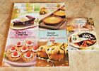 WEIGHT WATCHERS BOOKS LOT OF 5 QUICK COOKING FOR BUSY PEOPLE HARDBACKS