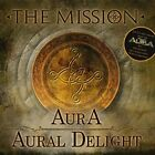 Mission, - Aura/Aural Delight - Double CD - New