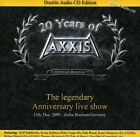 Axxis - Legendary Anniversary Show - Double CD - New