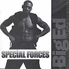 Special Forces  Big Ed the Assassin  Audio CD
