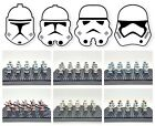 Star Wars Minifigures Lot Stormtrooper Clones Army Building Sets USA SELLER
