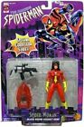 Spider Man The Animated Series Spider Woman Action Figure