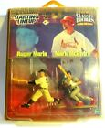 Vintage Classic Double Hasbro Starting Lineup | Mark McGwire Roger Maris