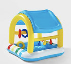 Inflatable Baby Play Pool Sun Squad