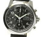 Somewhat Translated Sinn Gin 103 Chronograph Day-Date Automatic Mens Second Hand