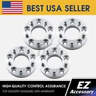 4 Wheel Adapters 5x5 To 5x112 Spacers 5x5 5x112 Thickness 1
