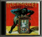 TOURNIQUET : VANISHING LESSONS ~ 1994 1st PRESS INTENSE RECORDS FLD9486