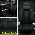 Luxury Leather Standard 5 Seat Car Seat Cover Cushion For Interior Accessories
