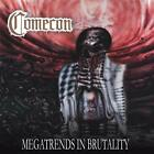 COMECON-MEGATRENDS IN BRUTALITY (UK IMPORT) CD NEW
