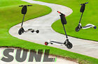 CLOSEOUT MASSIMO 3 wheel High Speed  Balance 350w Foldable Electric Scooter