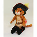 TY Beanie Baby - PUSS IN BOOTS the Cat (Shrek DVD Exclusive) (8.5 inch) *NM TAG*