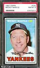Comprehensive Guide to 1960s Mickey Mantle Cards 169