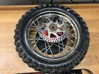 Razor MX500 Dirt bike Electric Motorcycle Parts Rear Wheel with Tire