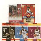 5 CARD LOT BASKETBALL 2009 10&2010 11 CLASSIC& CONTENDERS CARDS NUMBERED #
