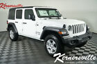 2020 Jeep Wrangler Sport New 2020 Jeep Wrangler Unlimited Sport 4WD SUV 31Dodge KCDJR Stk # 200237