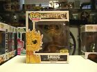 Funko Pop Smaug Hot Topic Chase Exclusive The Hobbit #124 Vaulted Retired 2014