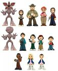 stranger things funko mystery minis blind miniature figure - display case of 12