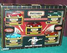 MATCHBOX FORD MUSTANG 5 CAR BOXED SET 1 64 1965 GT 1970 BOSS 1995 SVT 1968 CJ