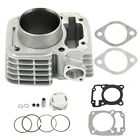 63.5mm/2.5in Piston Cylinder Kit Fit for Honda XR150 CBF150 Upgrade 185cc 200cc