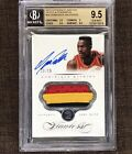 Dominique Wilkins 2013-14 Flawless Patch Auto BGS 9.5 Auto 10 Hawks 25