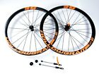 CANNONDALE HollowGram SI Full Carbon Road Disc Wheels Wheelset  NEW