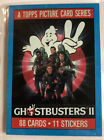 1989 Topps Ghostbusters II Trading Cards 7