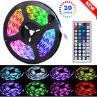 656FT Flexible Strip Light RGB LED SMD Remote Fairy Lights Room TV Party Bar