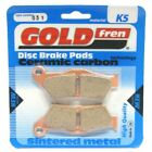 Front Disc Brake Pads for CCM R30 2003 644cc (Spoke & Mag Wheel) By GOLDfren