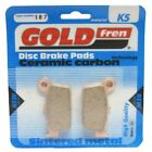 Rear Disc Brake Pads for Beta RR 50 Enduro 2004 50cc  By GOLDfren