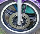 Honda GL500 Silver Wing Front Wheel  Single Rotor