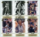 14 different 2011 Upper Deck All-Time Greats Basketball Base Card Lot 50
