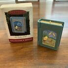 HALLMARK ORNAMENT MOTHER GOOSE SERIES - HEY DIDDLE, DIDDLE #2 IN SERIES 1994