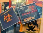 Huge NYHC Legends Biohazard Cd Lot! Lots Of First Pressings! Take A Look