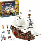 FLASH SALE🔥Authentic LEGO Creator Pirate Ship 3 In 1(31109),Sealed