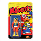 The San Diego Chicken (San Diego Padres) MLB Mascot ReAction Figure by Super7