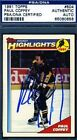 Paul Coffey Cards, Rookie Card and Autographed Memorabilia Guide 27
