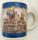 Boyds Bear Collection CoffeeMug Bearware Pottery Works Sweetie Pies Vintage 1998