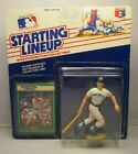 1989  B.J. SURHOFF - Starting Lineup (SLU) Baseball Figure - MILWAUKEE BREWERS