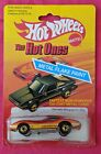 Hot Wheels Vintage The Hot Ones Corvette Stingray